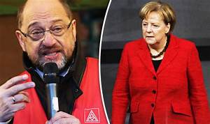 Germany's SDP could enter coalition to KEEP Merkel in ...