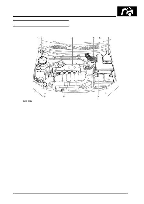 [2009 Land Rover Freelander Engine Diagram Or Manual] - I
