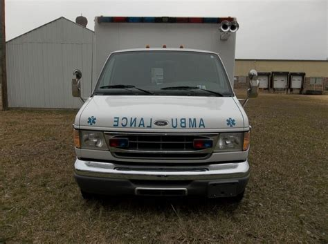 ford  ambulance  sale