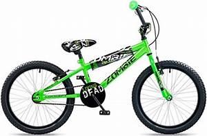 Concept Zombie Boys Single Spd Bike Neon Green