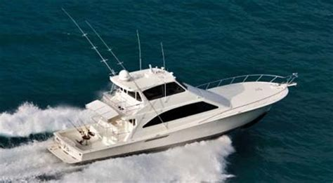 Sport Fishing Boat Ocean by Research Ocean Yachts 73 Super Sport Convertible Fishing