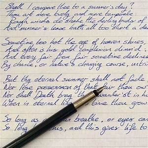 Cursive Lettering Write A Complaint Letter For You Get A Refund Or