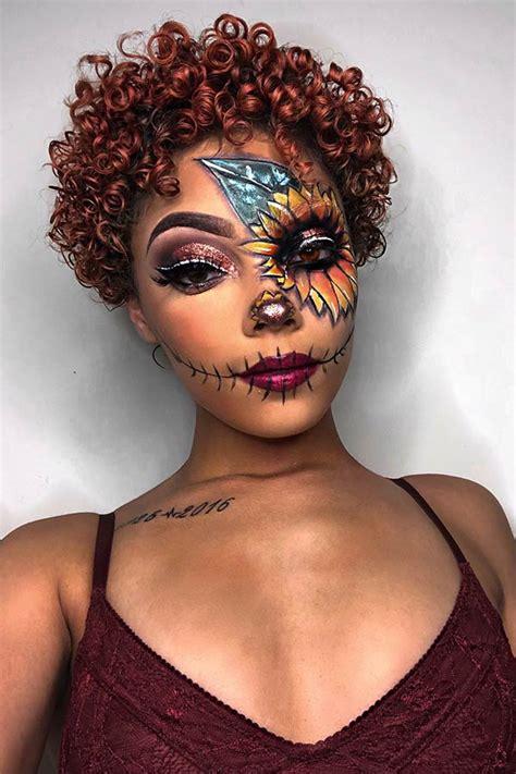 scarecrow makeup ideas  halloween stayglam