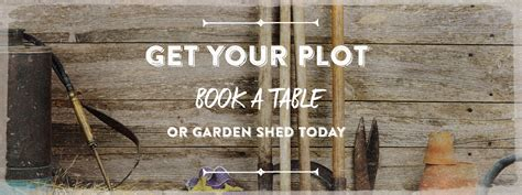 the potting shed bar and gardens