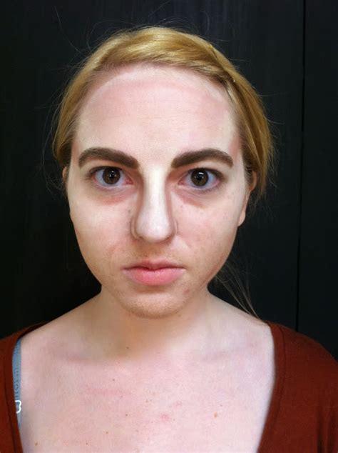 Stage Makeup Morgue Gender Reversalopposite Sex