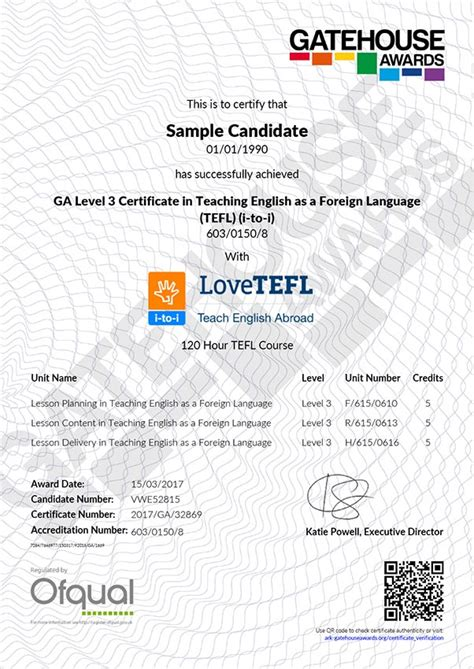 Tefl Certificate Template by 120 Hour Tefl Course Tefl Courses