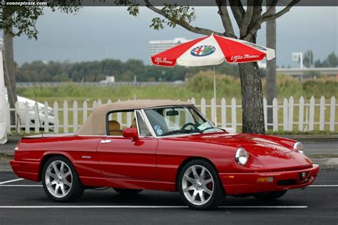 1991 Alfa Romeo Spider For Sale by Auction Results And Sales Data For 1991 Alfa Romeo Spider