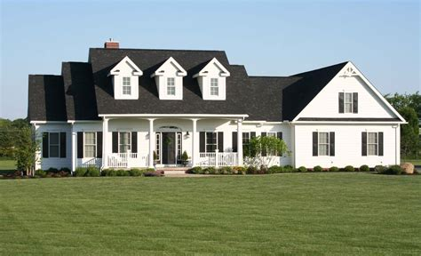 Cape Cod Style Homes Plans by Home Plans The Classic Cape Cod Cod Cape And History