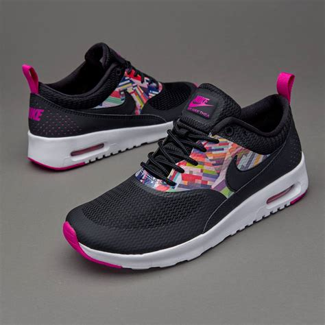 adidas ori welcomed nike air max thea print shoes black