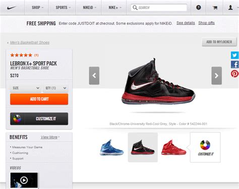 product page how to optimize your product online