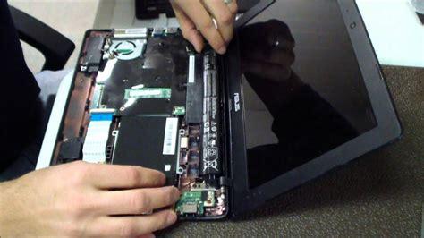 asus xca xm ac dc power jack repair youtube