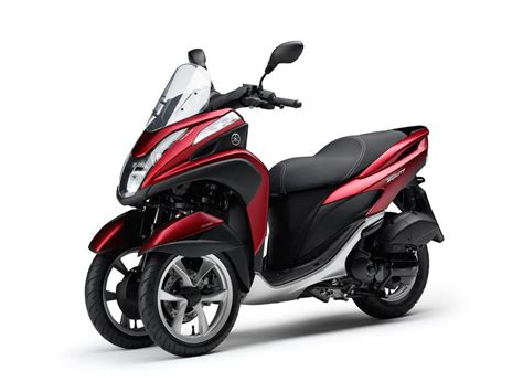 The Yamaha Tricity Grand Launch