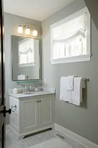 Benjamin moore bathroom colors in good colors for small for Bathroom remodel order of tasks
