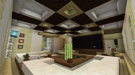 Minecraft House Interior Living Room