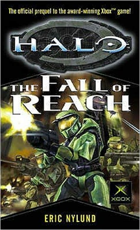 the fall of reach halo bk halo the fall of reach by eric nylund 9781841494203