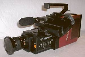 Rewind Museum  A Museum Of Vintage Camcorders  Betamovie  Vhs C  First Camcorders From Sony And Jvc