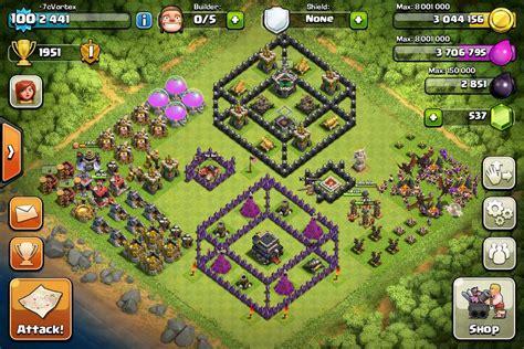 clash of clans base designs top 10 clash of clans base top ten coc base