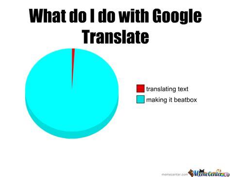 Translate Meme - google translate by recyclebin meme center