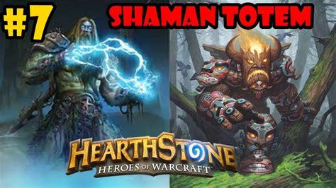 Hearthstone Shaman Totem Midrange Youtube