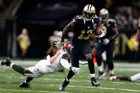 saints offense  buccaneers defense matchup