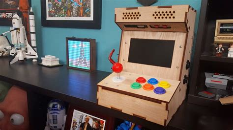 diy arcade cabinet cool stuff you can do with your pc parts