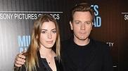 Ewan McGregor Brings His Stunning Daughter Clara to 'Miles Ahead' Premiere | Entertainment Tonight