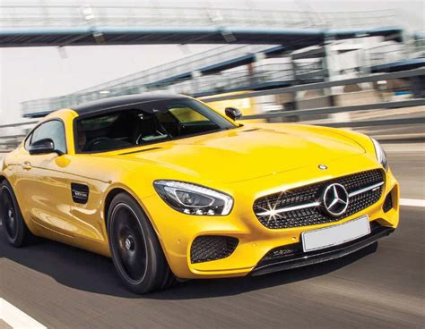 They are known for high horsepower, impeccable handling, and exquisite driving; Mercedes-Benz AMG GTS: Supercar Of The Season