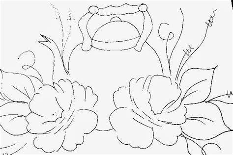 Artes da Nil Riscos e Rabiscos: Objetos com rosas