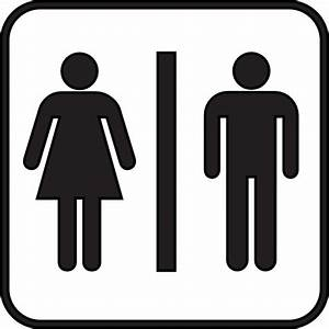 woman man bathroom clip art at clkercom vector clip art With men and women bathroom symbols