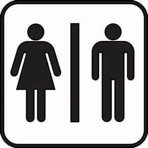 Woman man bathroom clip art at clkercom vector clip art for Men and women bathroom symbols