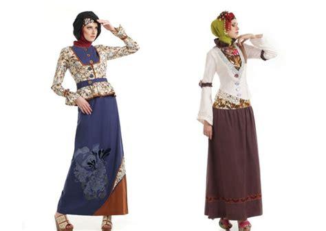 Majalah Wanita Dewasa Com Trend Model Baju Gamis Terbaru 2015 Rancah Post