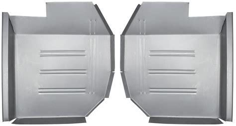 eldorado floor pans steel rear  opgicom