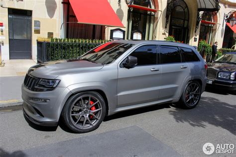 Matte Grey Jeep Grand Cherokee Srt Google Search Grand