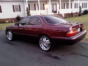 1996 Lexus Es 300 - Information And Photos