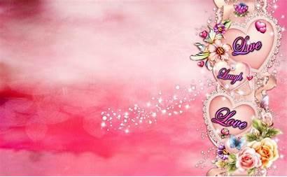 Romance Wallpapers Air Romantic Heart Backgrounds Mauve