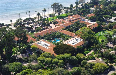 Luxury Resort Santa Barbara by Four Seasons Resort The Biltmore Santa Barbara Luxury