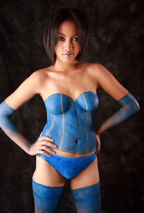 Female Body Painting Photos Body Painting Tattoos