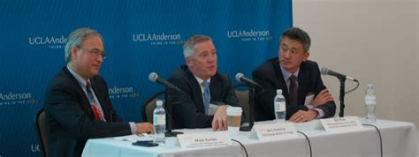 UCLA Anderson School of Management Blog: January 2015