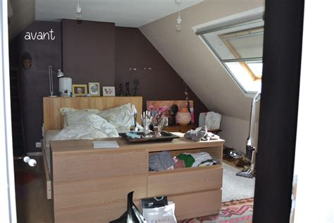 home staging chambre avant