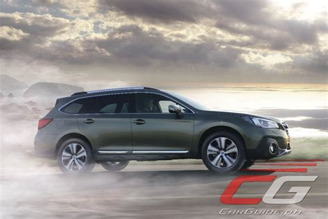 Subaru Launches Eyesightequipped 2018 Outback And Xv
