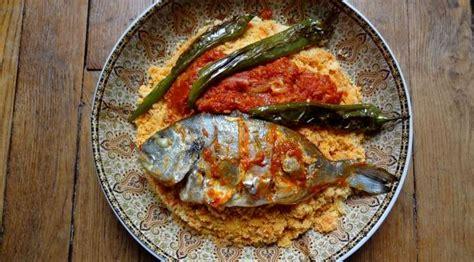 poisson a cuisiner couscous au poisson de sfax tunisie blogs de cuisine