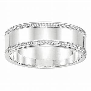 womens sterling silver wedding band jcpenney With jcpenney womens wedding rings