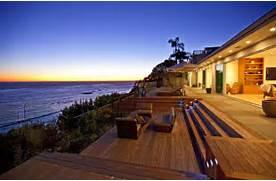 Casa Exclusiva De Lujo En La Playa De Mailbu Home Decorating Trends Homedit Tropical Beach Villa V LLA AMANZI B Y L YOR