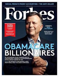 Obamacare Billionaire: What One Entrepreneur's Rise Says ...
