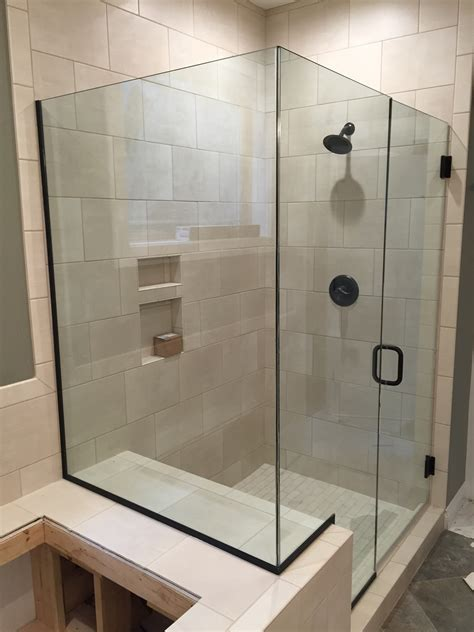 shower doors and enclosures twin bay glass traverse