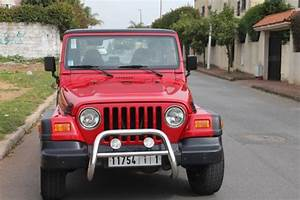 Jeep Dallas Occasion : jeep wrangler sport occasion de 2000 rabat 105000km annonce n 211115 ~ Accommodationitalianriviera.info Avis de Voitures