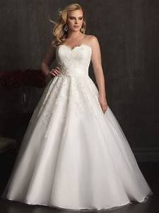 sweetheart ball gown allure women bridal gown w320 With ladies wedding dresses