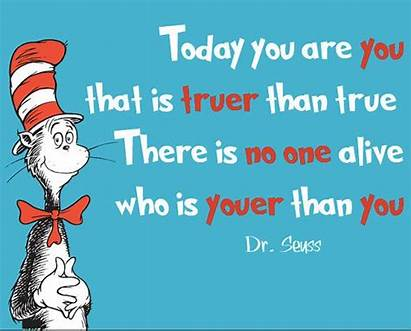 Dr Seuss Inspirational Today Quote Quotes Cat