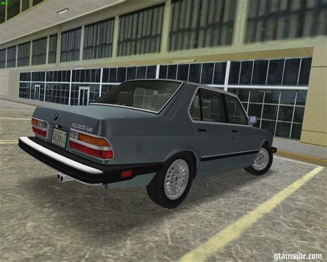 Bmw 535i Specs by Gta 3 Bmw 535i Us Spec E28 1985 Mod Gtainside