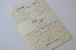 laser cut wedding invitations ivory laser cut wedding With laser cut wedding invitations near me